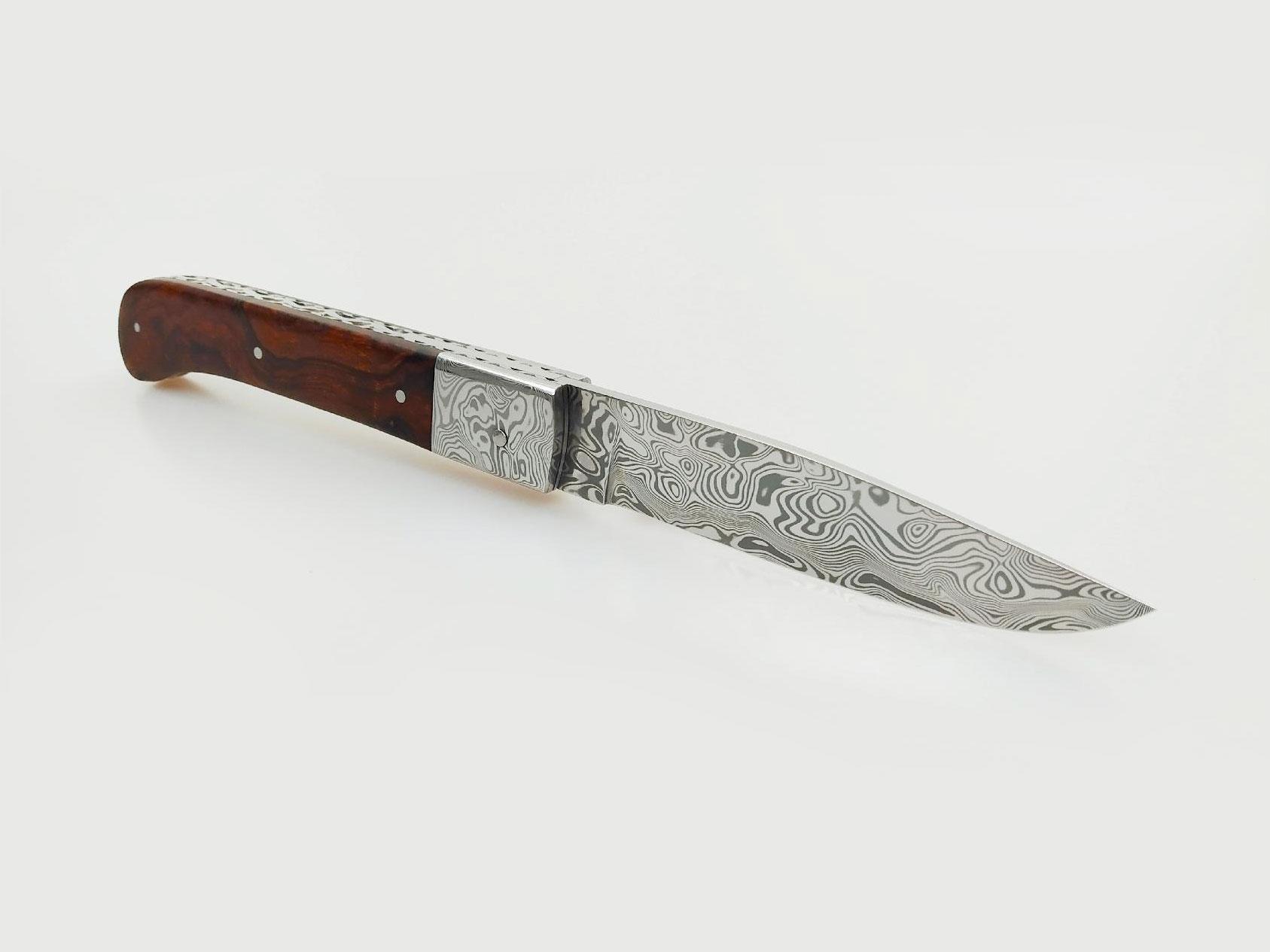 couteau d'art pliant
